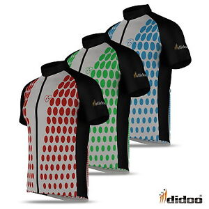 Mens-Cycling-Jersey-Short-Sleeve-Bike-Top-pro-racing-team-shirt-Best-Cycle-wear
