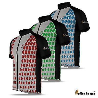 Mens Cycling Jersey Short Sleeve Bike Top pro racing team shirt Best Cycle wear