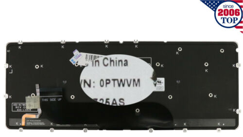 9Q23 9333 Replaces Backlit Keyboard for Dell XPS 12 9Q33 Laptops MH2X1