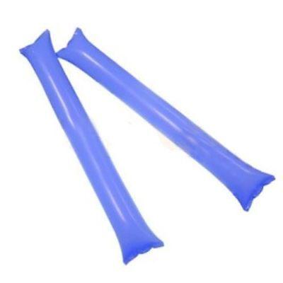 2 10 50 Bastoni Clapper Gonfiabili Stadio Corteo Manifestazione Bam Bam Blu Imballaggio Di Marca Nominata
