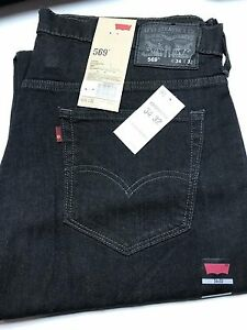 468166ea Levi's 569 Loose straight fit Jeans Levine Various Sizes NWT   eBay