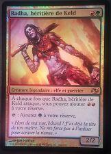 Radha, Héritière PREMIUM / FOIL VF - French Rahda, Heir to Keld - Magic Mtg