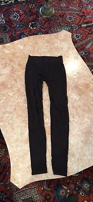 Clothing, Shoes & Accessories Fairbella Long Brown Leggings One Size Girls' Clothing (sizes 4 & Up)