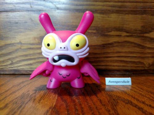 Clutter Kaiju Battle Dunny Kidrobot Chaus x Lamm Red 1//24 Rarity