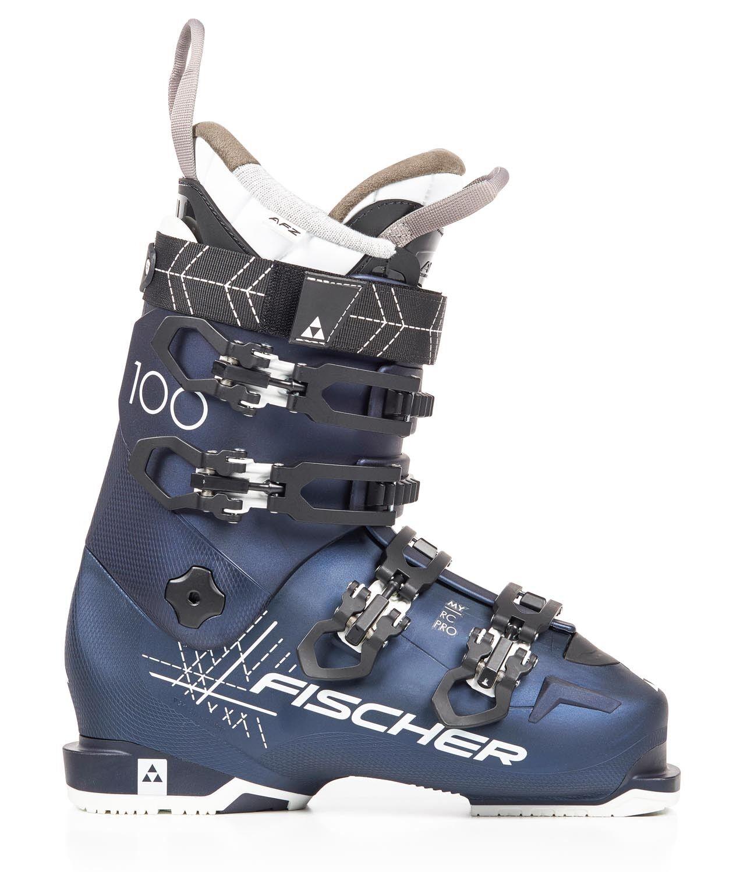 Fischer My RC Pro 100 Damen Skischuhe Flex 100 100 Flex Thermoshape Skistiefel 661c92