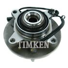 Wheel Bearing and Hub Assembly Front Timken SP550207