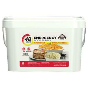 Emergency-Food-Supply-4-Person-Kit-55-Serving-Storage-Quick-Meal-Survival-Bucket