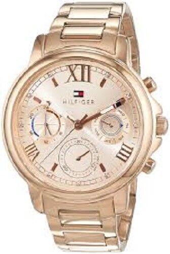 Tommy Hilfiger Damen-Armbanduhr 1781743