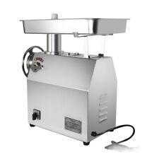 Electric Meat Grinder Commercial Stainless Steel Safty For Restaurant Butcher Ce