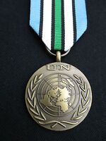 BRITISH ARMY GUARDS,PARA,SAS,RAF,RM,SBS - UN Military Medal+Ribbon SOUTH SUDAN