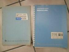 Tektronix Type 531a541a Cathoderay Oscilloscope Instruction Manual Schematics