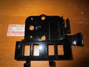 kawasaki kz wiring harness bracket base nos image is loading kawasaki kz900 wiring harness bracket base nos