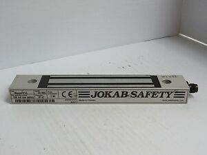 JOKAB SAFETY ELECTRO-MAGNETIC LOCK MAGNE-1A 100MA 24VDC 7W IP 67 - USED