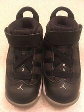 item 5 Nike Air Jordan 6 Rings BT Black Silver White 323420-021 Toddler  Size 7C -Nike Air Jordan 6 Rings BT Black Silver White 323420-021 Toddler  Size 7C f3835b649
