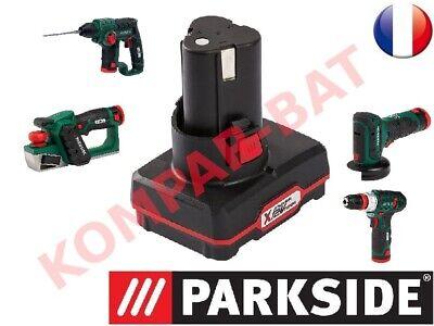 lithium-ion 4 Ah PARKSIDE® Batterie 12 V