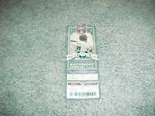 2013 NCAA College World Series Full Baseball Ticket #2 UCLA Bruins v LSU Tigers