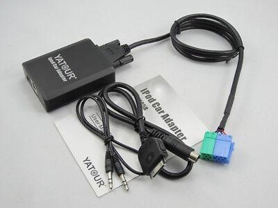 Bluetooth Car Adapter for Porsche 1980-2002 OEM Becker radios:CDR 21//22//210//220