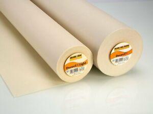 Vilene-Decovil-1-or-Light-Iron-On-Interlining-Stabiliser-90cm-W-x-50cm-L