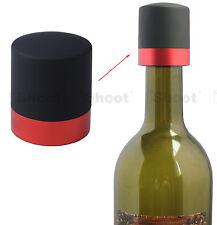 Sottovuoto di vino rosso del vino del tappo della bottiglia Cap Tappi Plug Rosso