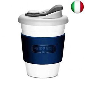 Faireach Tazza da Viaggio 340ml / 12oz, Riutilizzabile Coffee Mug To Go con