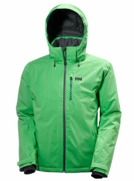 Men's Helly Hansen Swift Ski Jacket Paris Green Used Once JUST £99.00