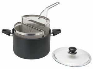 Ballarini-Doppia-Pasta-In-Alluminioli-Speciali-Cm24-coperchio-vetro