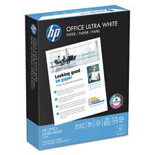 Hewlett Packard Ultra White Paper 20lb 8 12x11 500ream 10ctn 112101 New