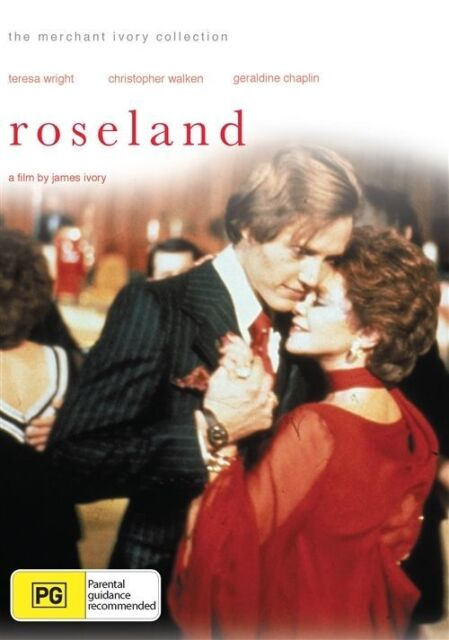 The Merchant Ivory Collection - Roseland (DVD, 2012)