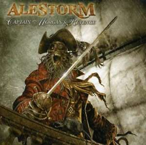 Alestorm-Captain-Morgan-039-s-Revenge-NEW-CD