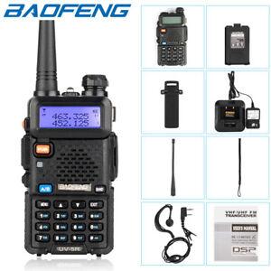 BAOFENG-UV-5R-Two-Way-Ham-Radio-Dual-Band-136-174-400-520Mhz-5W-Walkie-Talkie-US