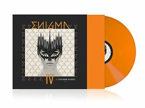 Enigma The Screen Behind The Mirror Colour Vinyl 180gr