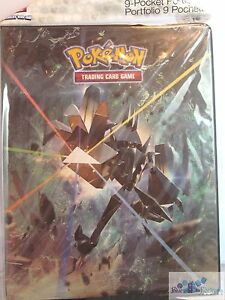 ULTRA-PRO-POKEMON-Sun-and-Moon-III-Burning-Shadows-9-POCKET-PORTFOLIO-CARDS