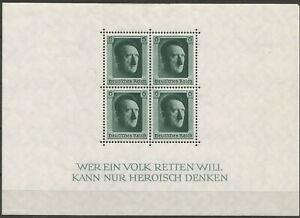 German-Reich-Minr-Block-7-Mint