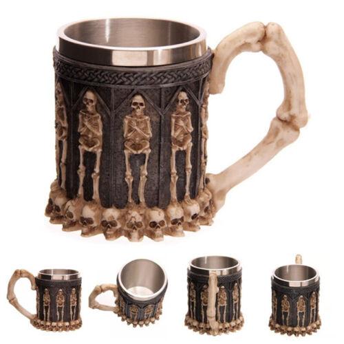 3D Skull Mug Cup Milk Coffee Tea Game Of Thrones Creative Gift For Friend