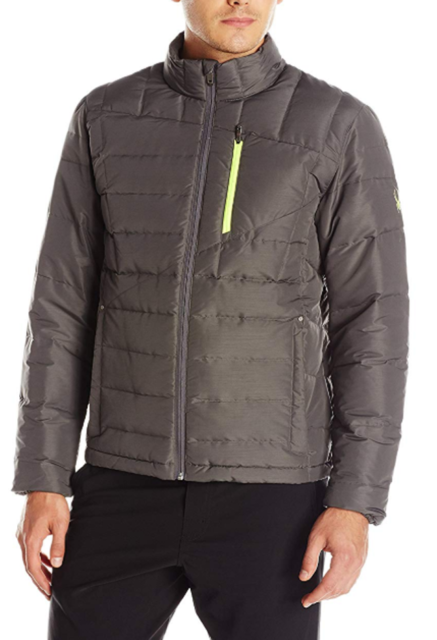 SPYDER MEN/'S Bandit Full Zip LT WT CORE SWEATER
