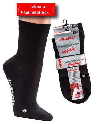 Gesundheitssocken für Diabetiker-Socken ohne Gummi