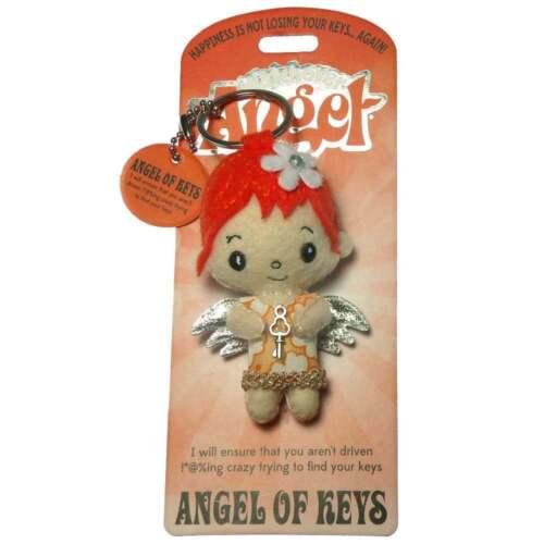 Watchover Angels Keychain Keyring Bag Charms Keepsakes Choose A Design