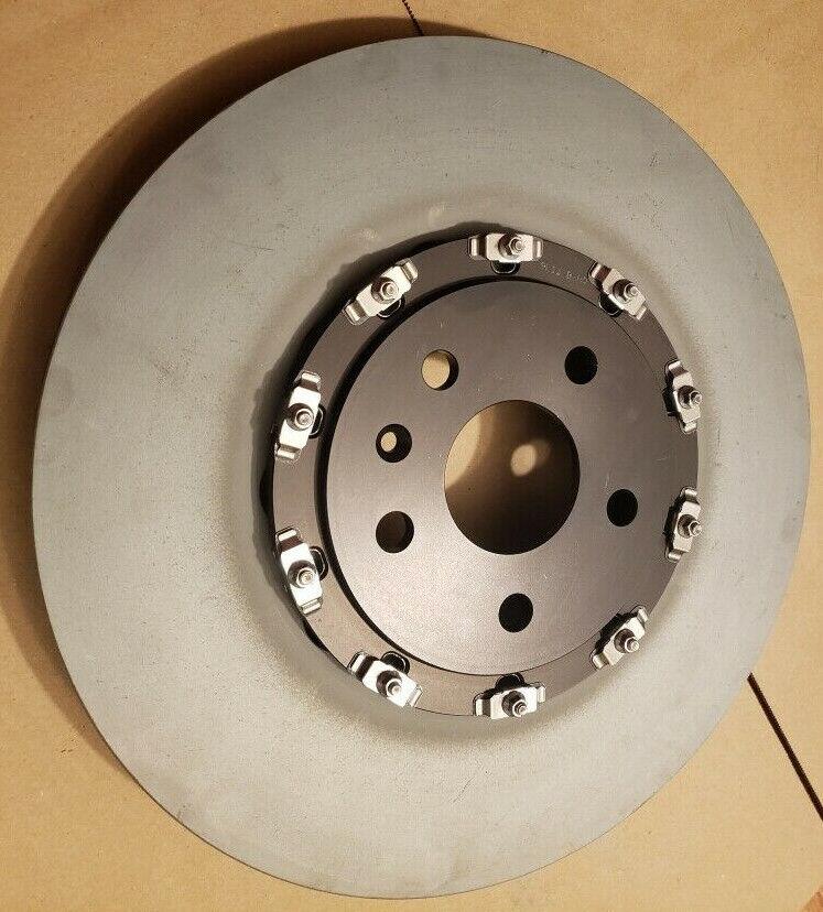 Front Disc Brake Rotor ACDelco GM Original Equipment 177-1163