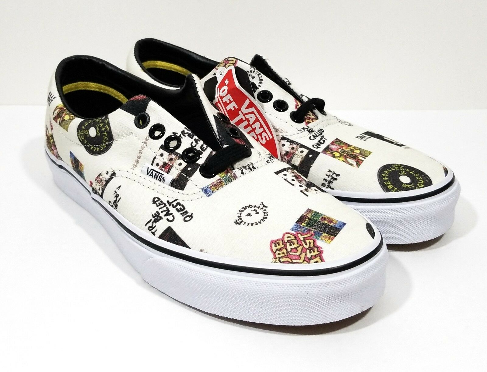 Vans Era A Tribe Called Quest Canvas shoes Mens Size 7.5 Womens Size 9