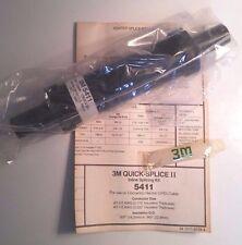 3M 0A04B 5411 Molded Rubber Splicing Kit Quick Splice II New