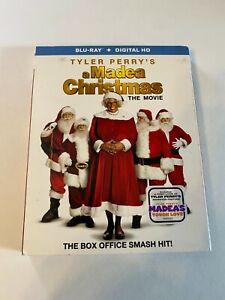 Tyler-Perry-039-s-una-Navidad-MADEA-CON-SLIPCOVER-Bluray-2013-Buy-2-Get-1