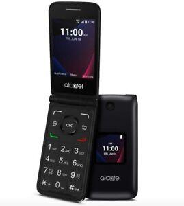 Alcatel GO Flip V 4051S 4G LTE Flip Phone Cell Phone - Verizon Wireless - NICE