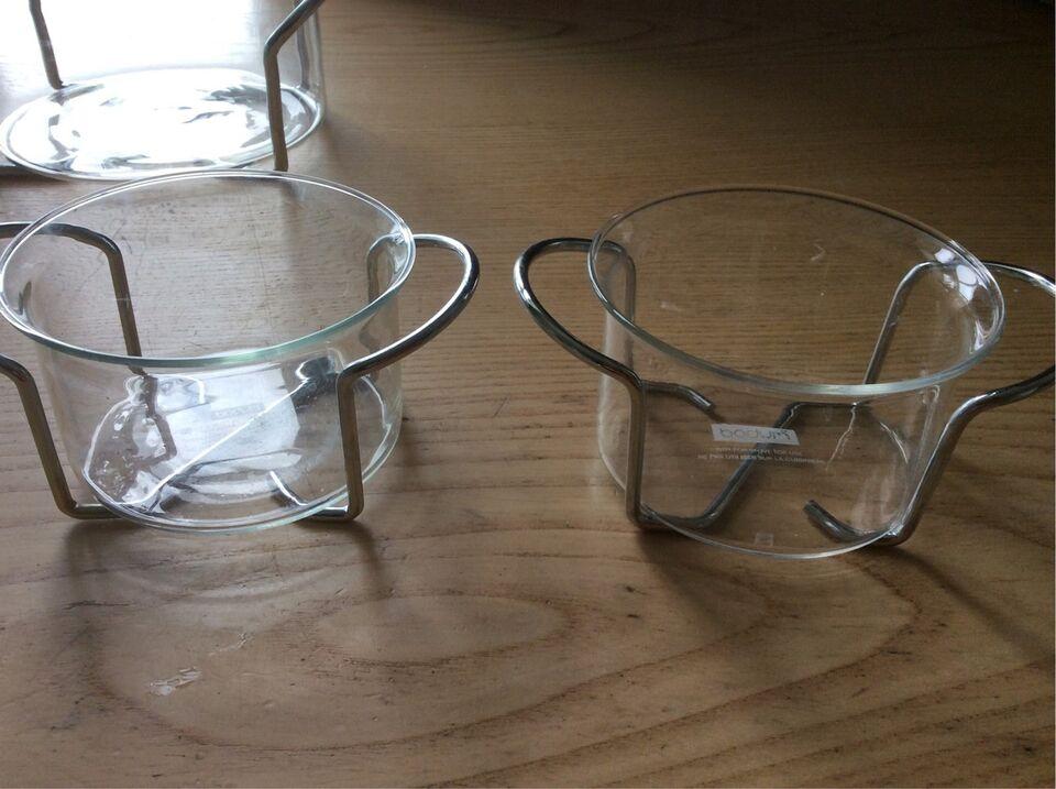 Glas, Hot pot, ovnfaste fade