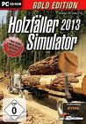 Holzfäller Simulator 2013 - Gold Edition (PC, 2013, DVD-Box)