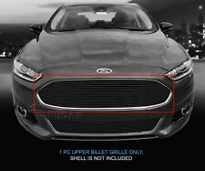 Fedar Black Upper Billet Grille Grill Insert For Ford Fusion 2013-2016