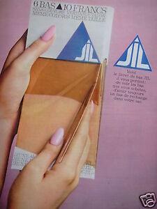 PUBLICITE-1965-LE-LIVRET-DE-BAS-JIL-ADVERTISING