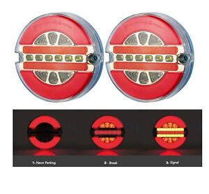 Feux-Arriere-Led-3-Fonctions-Clignotants-12v-24v-Lampes-Remorque-Stop-Camion-Bus