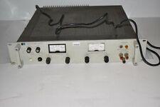 Hp Hewlett Packard 6266b 0 40v 0 5a Regulated Dc Power Supply Wt24