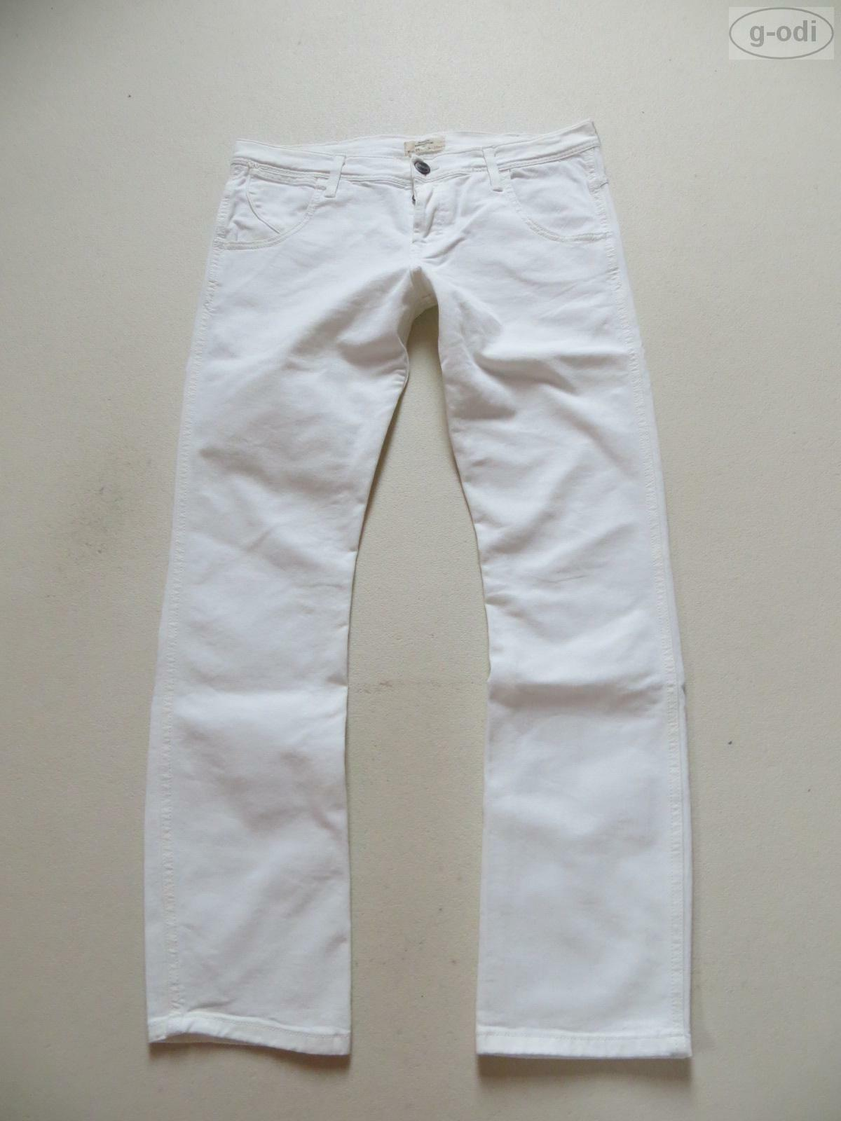 Wrangler SPENCER Jeans Hose W 34  L 32 Weiß   wie NEU   Weiß Denim RAR   50