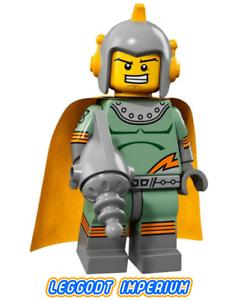 Lego Minifigure Series 17 Retro Space Hero